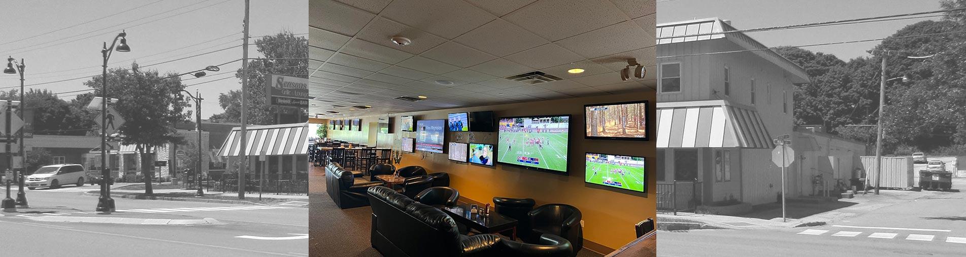 Seasons Restaurant And Sports Bar Bangor Restaurant The